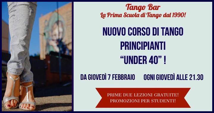 Nuovo corso di Tango per Principianti