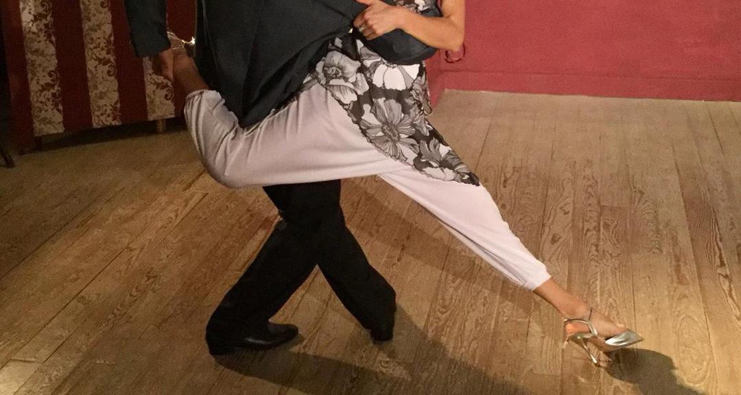 come cominciato il Tango