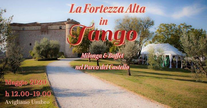 """La Fortezza Alta in """"TANGO"""""""