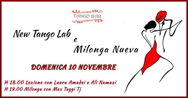 New Tango Lab & Milonga Nueva