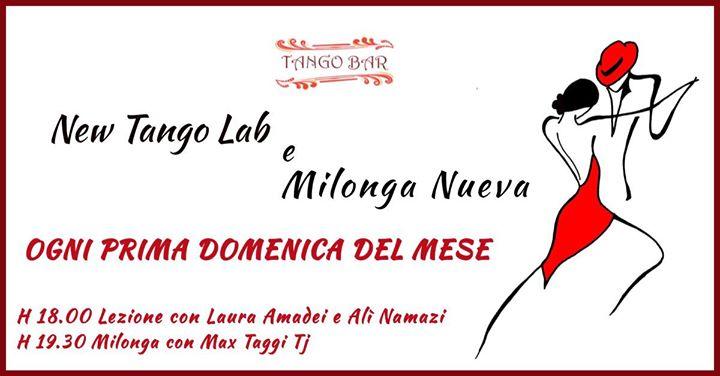 New Tango Lab & Milonga
