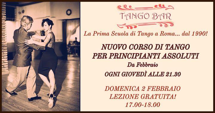 Corso Tango Principianti