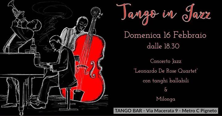 Tango in Jazz