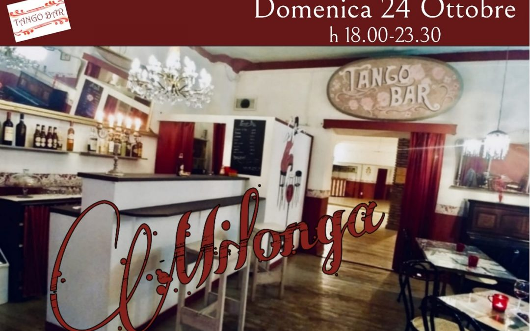 Milonga del Tango Bar